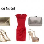 Looks com vestidos vermelho. (Foto: Divulgação)