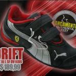 Modelos de tênis Authentic Feet