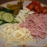 Saladas saborosas para preparar no Réveillon