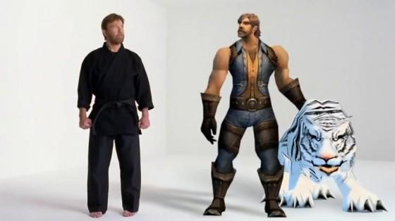 Chuck Norris estrela comercial de World of Warcraft; veja vídeo