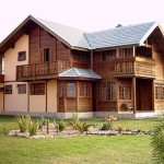 A fachada é a parte mais importante do layout da casa