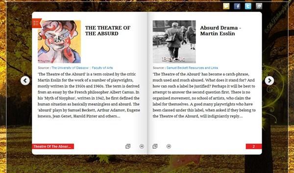 Crie revistas online com este site