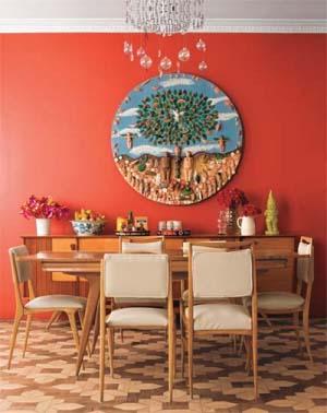 Veja como usar vermelho na decoração