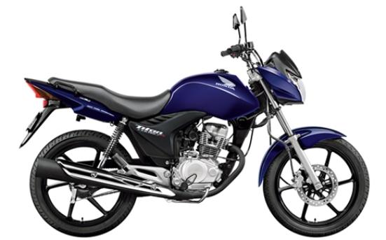 Motos mais vendidas em 2011