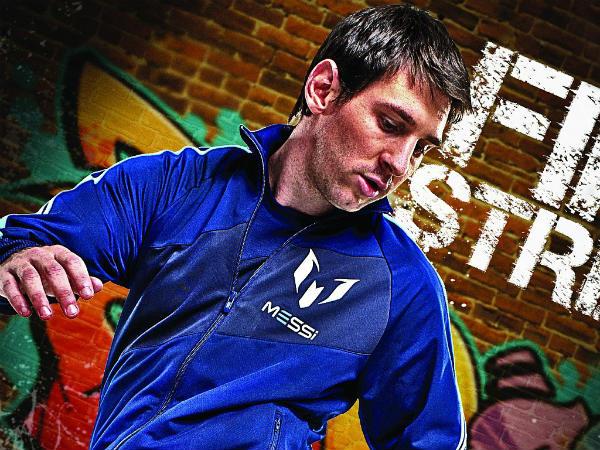 Messi assina parceria com EA e será capa de FIFA Street em 2012