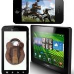 Fabricante do BlackBerry desenvolverá proteção a iPhone e Android