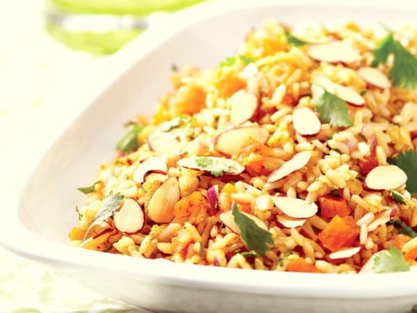 Receita de arroz de Réveillon