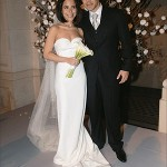 Wanessa também se casou (Foto:Divulgação)