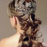 Penteado para cabelos ondulados (Foto:Divulgação)
