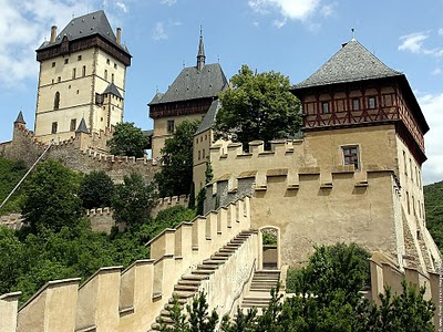 Os castelos mais belos do mundo