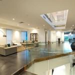 Uma linda sala de estar de luxo (Foto: Divulgação)