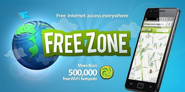 Acesse milhares de redes Wi-Fi grátis em seu Android