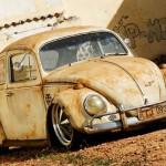 carros Rat LOok fusca
