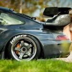 carros baixo porshe