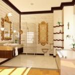 Decoração para banheiros clean (Foto:Divulgação)