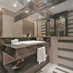 Decoração para banheiros menores (Foto:Divulgação)