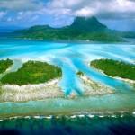 Bora Bora, Taiti (Foto:Divulgação)