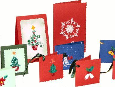 Cartões de Natal Online, onde encontrar