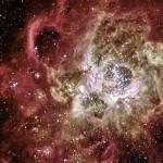 Berçário de Estrelas NGC 604 (Foto:Divulgação)