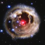 Ecos de Luz de V838 Monocerotis (Foto:Divulgação)