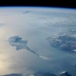 Foto da Estação Espacial Internacional (Foto:Divulgação)