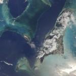 Foto cedida pela Estação Espacial Internacional (Foto:Divulgação)