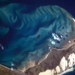 Fotos de uma Enseada e mar, praias e areia (Foto:Divulgação)