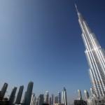Burj Dubai, nos Emirados Árabes Unidos (Foto:Divulgação)