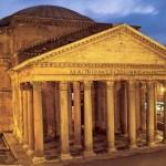 O Panteão, em Roma (Foto:Divulgação)