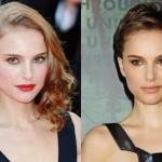 Natalie Portman também experimentou mudança de visual(Foto:Divulgação)