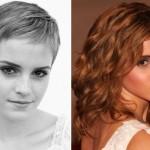 Emma Watson cortou os cabelos com o término do sucesso Harry Potter(Foto:Divulgação)