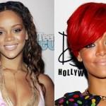 Rihanna dentre várias mudanças optou por cabelo curto(Foto:Divulgação)