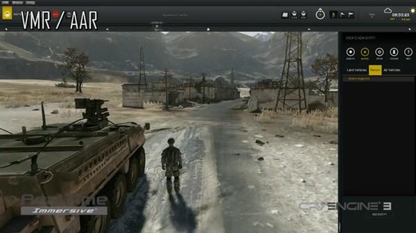 Exército americano usará a engine de Crysis 2 como treinamento