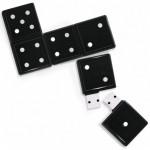 Pen drive de dominó (Foto:Divulgação)