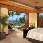 Os ambientes arejados são próprios da casa de praia