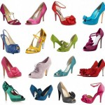 Dicas para usar sapatos coloridos