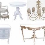 Elementos da decoração provençal