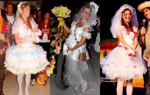 Vestidos para Noiva de Festa Junina