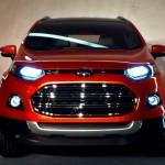 Ford lança Novo EcoSport 2012 Fotos, Lançamento
