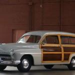 Mercury Woodie 1949 (Foto:Divulgação)