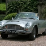 Aston Martin DB6 (Foto:Divulgação)