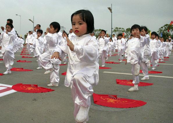 Os benefícios do Tai Chi Chuan