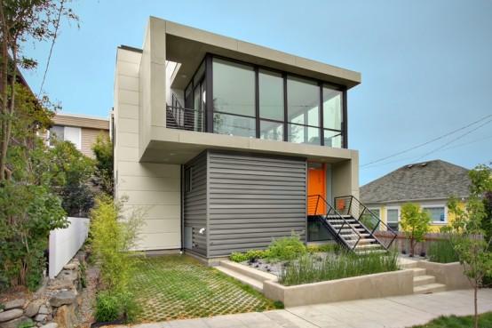 Casas moduladas: fotos