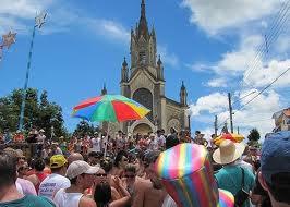 Carnaval em São Luiz do Paraitinga 2017