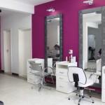 Favoreça a feminilidade com paredes rosa