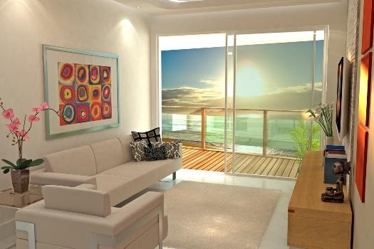 Salas de estar decoradas fotos 3