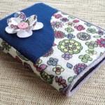 Este modelo de caderno personalizado serve tanto para crianças como para adultos.