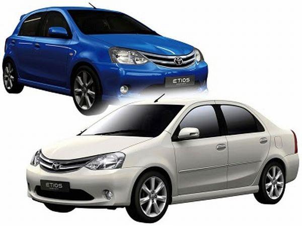 Toyota Etios – Preços, fotos, informações