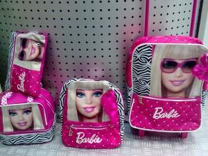 Mochilas da Barbie 2012: modelos, onde comprar