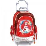 Mochila de carrinho Ariel, Princesas Disney